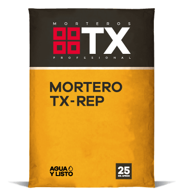 MORTERO TX REP