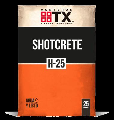 SHOTCRETE H-25