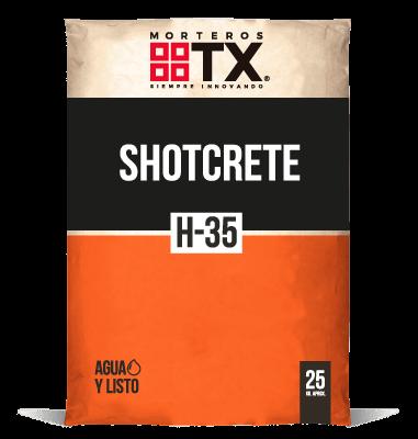 SHOTCRETE H-35