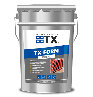 TX-FORM METAL 18LT