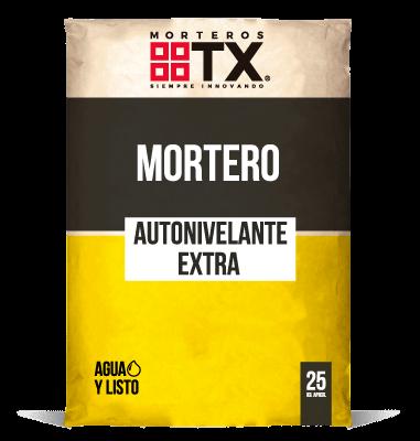 MORTERO AUTONIVELANTE EXTRA