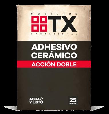 ADHESIVO CERÁMICO ACCION DOBLE