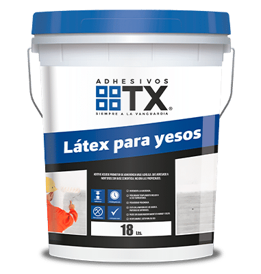 LATEX PARA YESOS 18LT