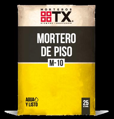 MORTERO DE PISO M-10