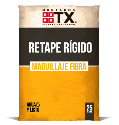 RETAPE RÍGIDO MAQUILLAJE FIBRA