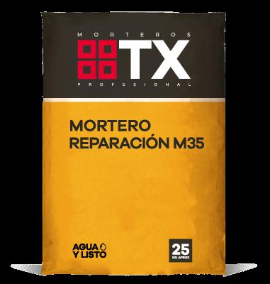 MORTERO REPARACION M35