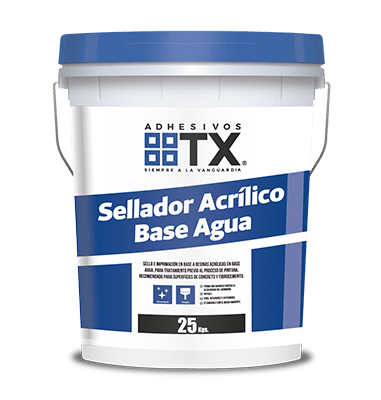 Sellador Acrilico Base Agua